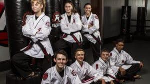 hutto tx martial arts for teens