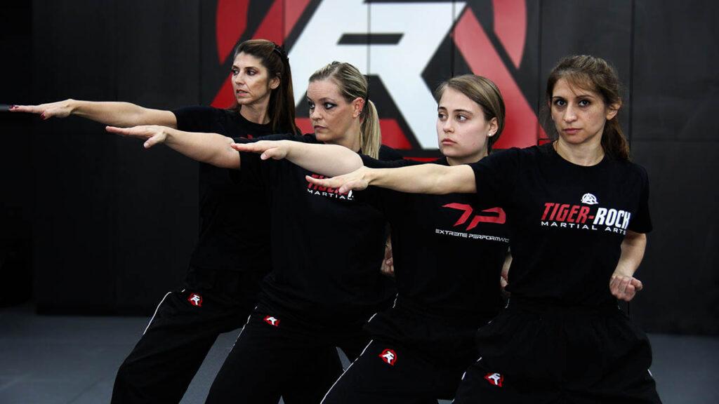women's self defense hutto TX