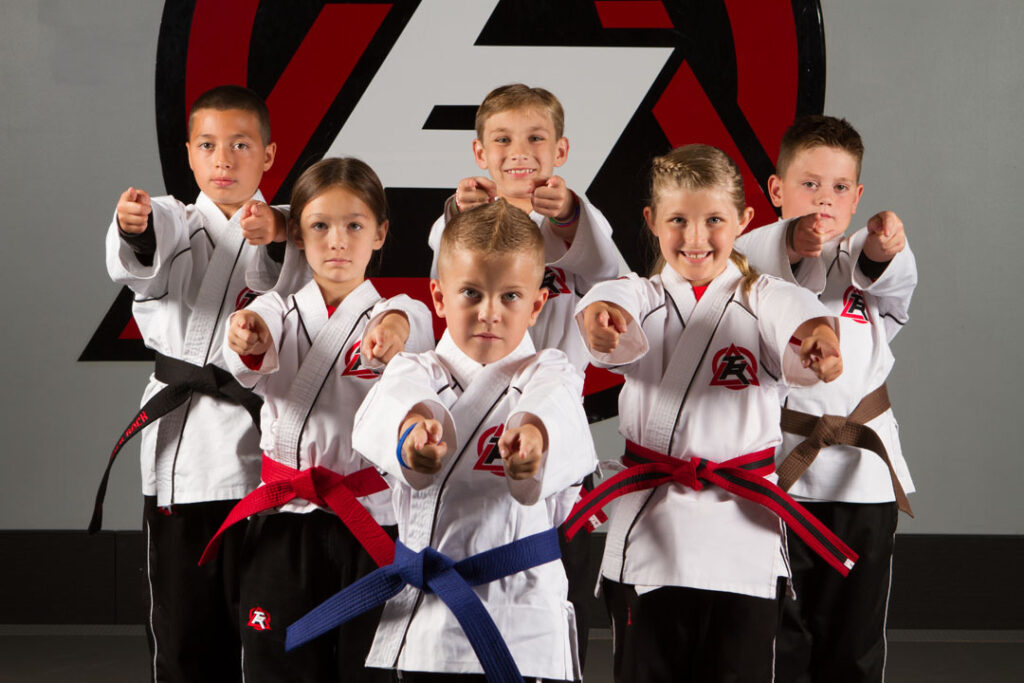 Hutto Texas martial arts training for children